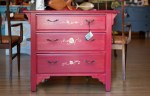 Home Decor-Yabette, Hand Painted Dresser, $298