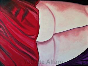 Luscious Bum by Yabette