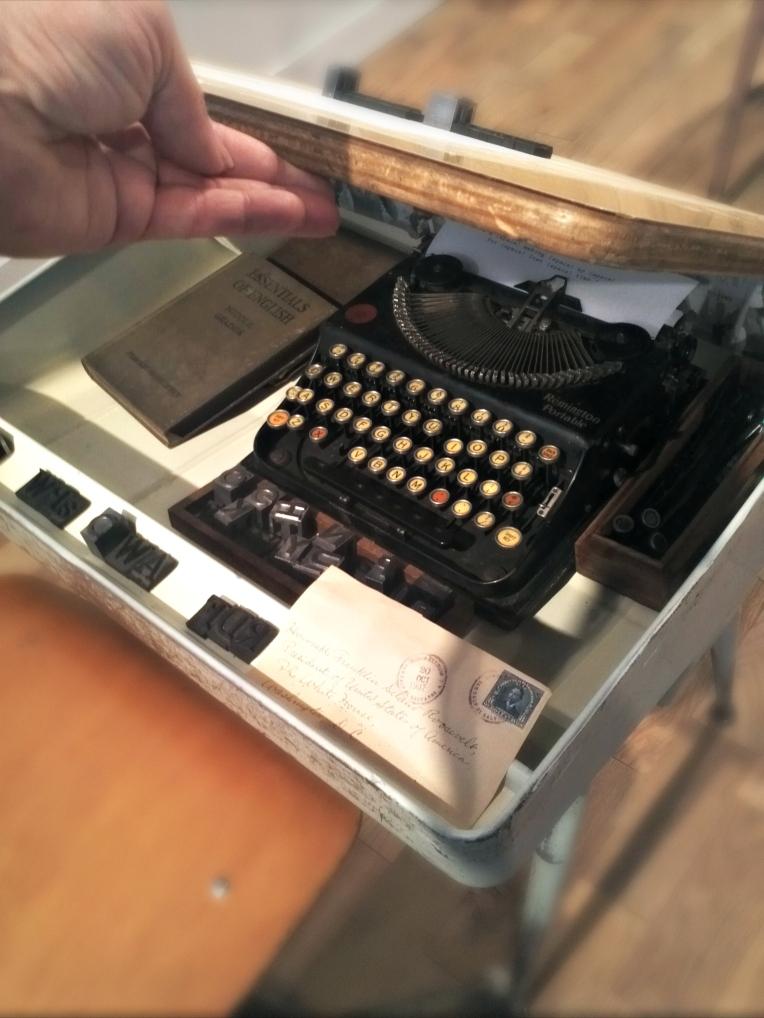 craig joseph typewriter