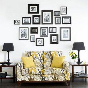 bnw wall art