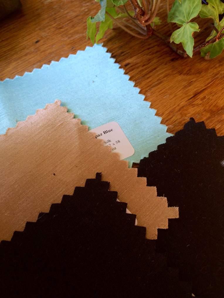 Hemp Silk & Hemp/Organic cotton