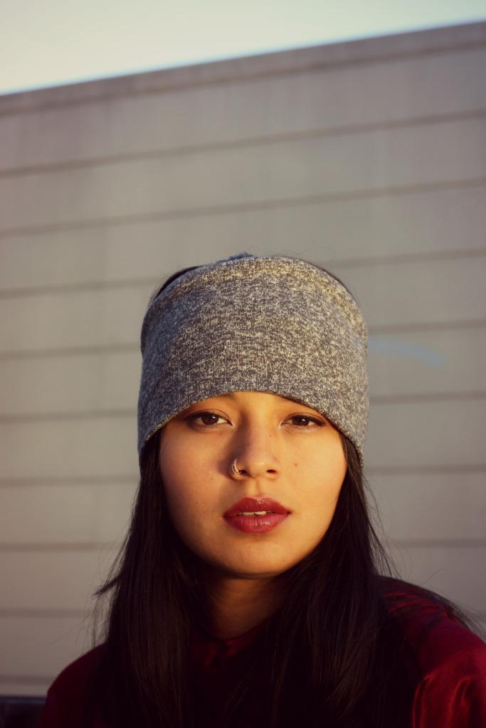 swankety swank hemp collection grey headband 2