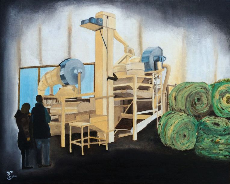 Industry of Hemp